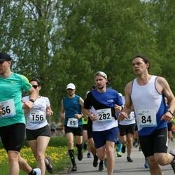 48. jooks ümber Harku järve - Karel Krist (84), Mallor Jõesoo (282)