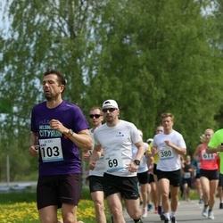 48. jooks ümber Harku järve - Raine Hirve (69), Alger Ers (103)