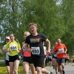 48. jooks ümber Harku järve - Kristjan Rand (480)