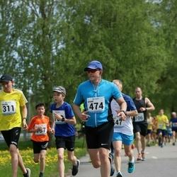48. jooks ümber Harku järve - Aivar Põlda (474)