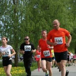 48. jooks ümber Harku järve - Tanel Veeleid (596), Andres Viira (607)