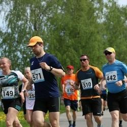 48. jooks ümber Harku järve - Mihkel Tikerpalu (571)
