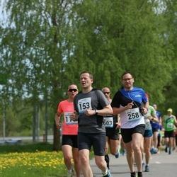 48. jooks ümber Harku järve - Raul Matsar (153), Jarno Habicht (258)