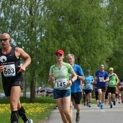 48. jooks ümber Harku järve - Kristiina Sagaja (145)