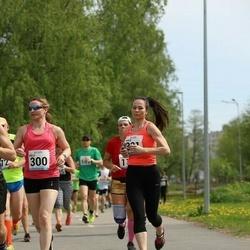 48. jooks ümber Harku järve - Külli Kaldma (300)