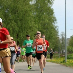 48. jooks ümber Harku järve - Jana Mahlapuu (154)