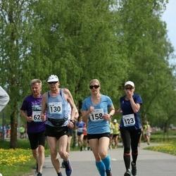 48. jooks ümber Harku järve - Hillar Vainjärv (130), Ami Timm (158)