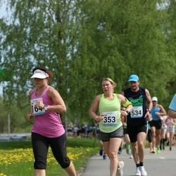 48. jooks ümber Harku järve - Elina Leisson (353)