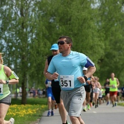 48. jooks ümber Harku järve - Aare Leisson (351)