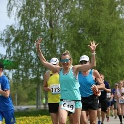 48. jooks ümber Harku järve - Irina Oleinits (649)