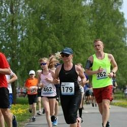 48. jooks ümber Harku järve - Merit Selg (179)