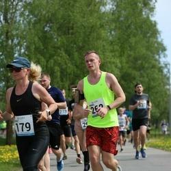 48. jooks ümber Harku järve - Mihkel Heinmaa (262)