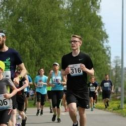 48. jooks ümber Harku järve - Kaarel Kengsepp (316)