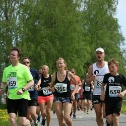 48. jooks ümber Harku järve - Taavi Varb (83), Esmeralda Lille (366)