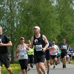 48. jooks ümber Harku järve - Karel Veski (604)