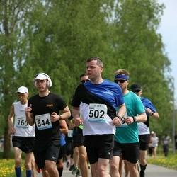 48. jooks ümber Harku järve - Taavi Roosalu (502), Bosse Sool (544)