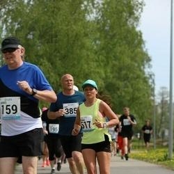 48. jooks ümber Harku järve - Mariana Rästas (517)