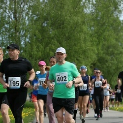 48. jooks ümber Harku järve - Janek Mänd (402)