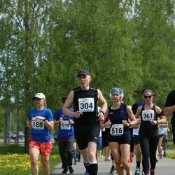 48. jooks ümber Harku järve - Marko Kallaspoolik (304)
