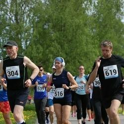 48. jooks ümber Harku järve - Pille Ränkel (516)