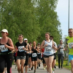 48. jooks ümber Harku järve - Marge Vaikjärv (589)
