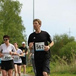 48. jooks ümber Harku järve - Hans Terasmaa (567)