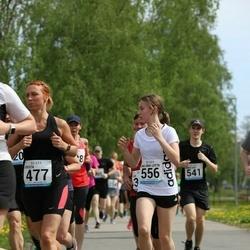 48. jooks ümber Harku järve - Eneliina-Lotta Sõnajalg (556)
