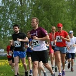 48. jooks ümber Harku järve - Vitali Galitskihh (253), Sander Klaos (323)
