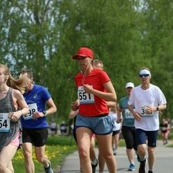 48. jooks ümber Harku järve - Helena Sukk (551)