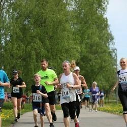 48. jooks ümber Harku järve - Jelena Andrijevski (214)
