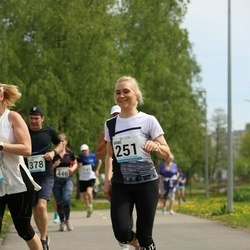 48. jooks ümber Harku järve - Signe Ennok (251)