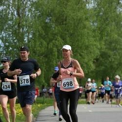 48. jooks ümber Harku järve - Katrin Tuiken (698)