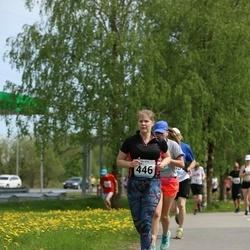 48. jooks ümber Harku järve - Kaisa Pihla (446)