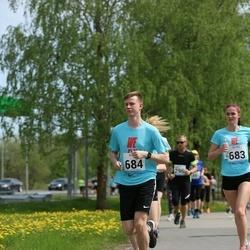 48. jooks ümber Harku järve - Martin Kokk (684)