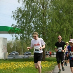 48. jooks ümber Harku järve - Mark Mets (187)