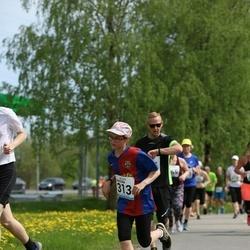 48. jooks ümber Harku järve - Christina Kasesalu (313)