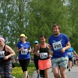 48. jooks ümber Harku järve - Tõnis Relvik (490), Gert Üprus (616)