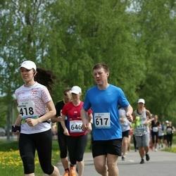 48. jooks ümber Harku järve - Jevgeni Starsinov (617)