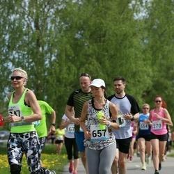 48. jooks ümber Harku järve - Aile Puls-Lillepa (657)