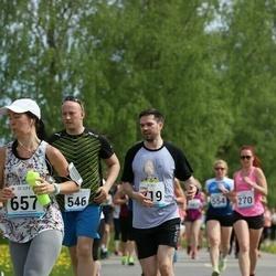 48. jooks ümber Harku järve - Ilse Laur (219)