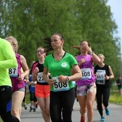 48. jooks ümber Harku järve - Aire Rosik (508)