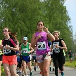 48. jooks ümber Harku järve - Moonika Müllerbeck (408)