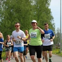 48. jooks ümber Harku järve - Krista Kallas (302)