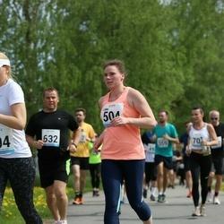 48. jooks ümber Harku järve - Liina Roosimägi (504)