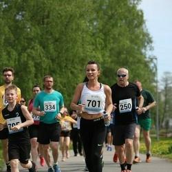 48. jooks ümber Harku järve - Silvia Ilves (701)