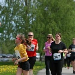 48. jooks ümber Harku järve - Esther Linask (367)