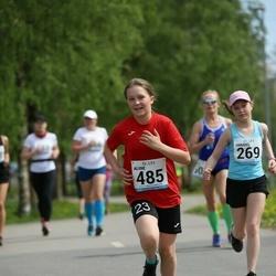 48. jooks ümber Harku järve - Aliine Rehtla (485)