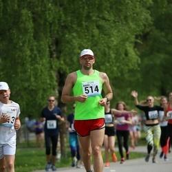 48. jooks ümber Harku järve - Kaupo Rändla (514)