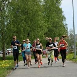 48. jooks ümber Harku järve - Marti Vaksmann (66), Laura Luks (200), Laura Korjus (201), Caspar Janter (274), Merili Lellep (355)