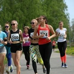48. jooks ümber Harku järve - Caspar Janter (274)